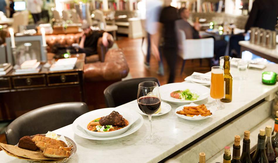 lydmar restaurang boka bord