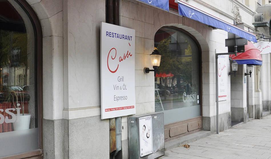 Krogguiden · Cassi · Restaurang på Östermalm