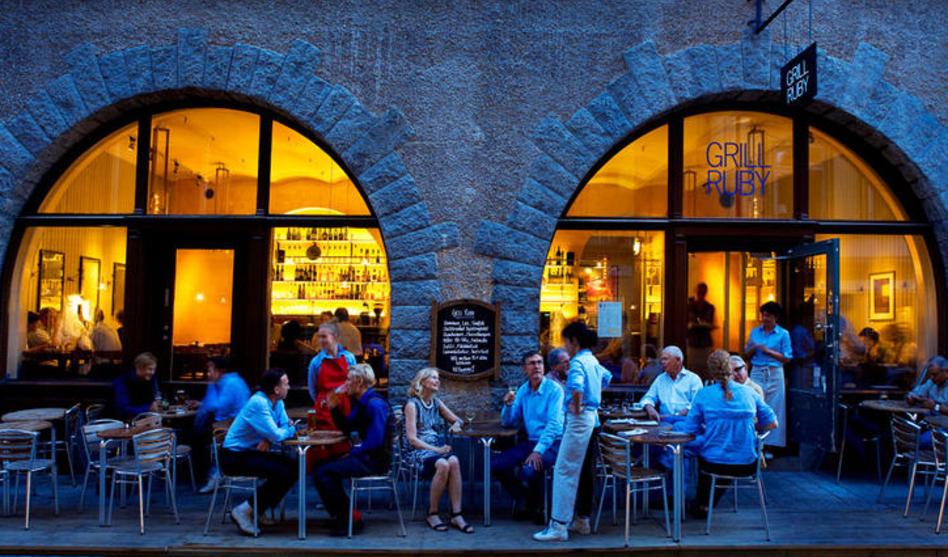 Krogguiden · Bistro & Grill Ruby · Restaurang i Gamla Stan