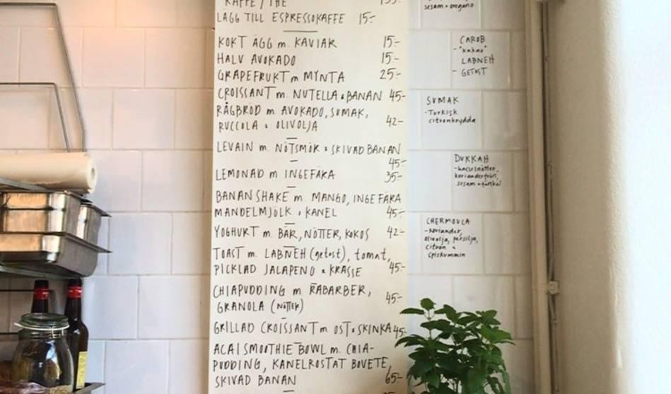 pom och flora meny