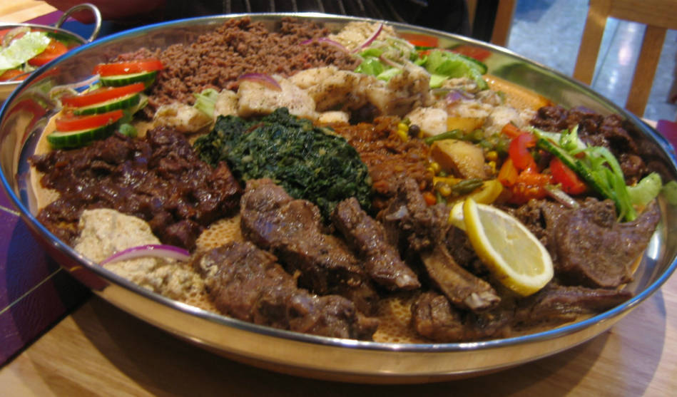 eritreansk restaurang stockholm
